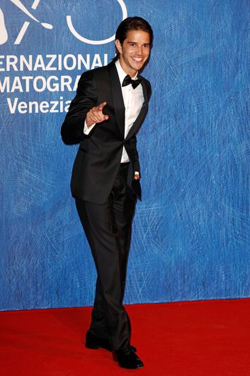 VENICE, ITALY - SEPTEMBER 01:  Joseph Haro attends the premiere of 'Summertime' during the 73rd Venice Film Festival at Sala Giardino on September 1, 2016 in Venice, Italy.  (Photo by Andreas Rentz/Getty Images)