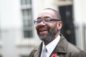 Sir Lenny Henry recently signed a letter urging the BBC not to cut regional current affairs programmes (Steve Parsons/PA)