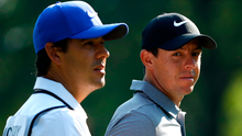 New partnership: Harry Diamond and Rory McIlroy. Photo: Sam Greenwood/Getty Images