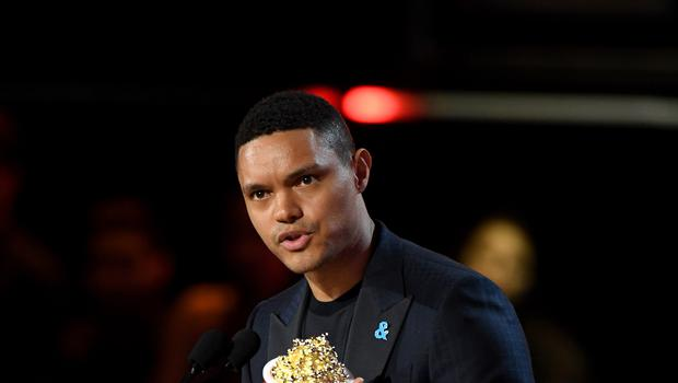 Trevor Noah praised the fact Martin Luther King was quoted at the royal wedding (PA)