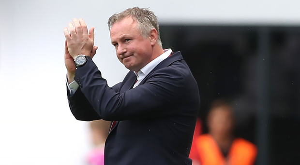 Moving on: Michael O'Neill