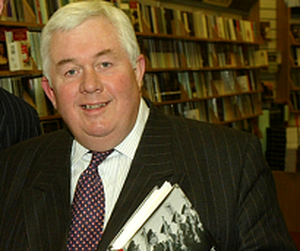 David Cook, one of the founding members of the Alliance Party