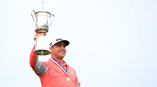 Gary Woodland won his first major title at Pebble Beach.