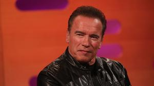 Arnold Schwarzenegger has labelled Donald Trump as the 'worst president ever' (Isabel Infantes/PA)
