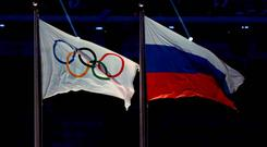 The IOC has banned Russia from taking part in the 2018 Winter Olympics.