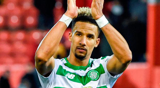 Unfazed: Scott Sinclair