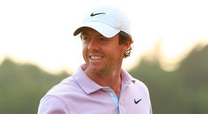 Rory McIlroy carded three 67s in his opening three rounds at Sheshan International Golf Club.