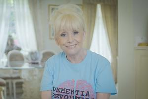 Dame Barbara Windsor appeared on video last year to speak publicly about dementia for the first time (Alzheimer's Society/PA)