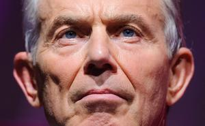 Tony Blair took to the media to make the case for a tough response to the extremist insurgency in Iraq - insisting it was caused by a failure to deal with the Syria crisis, not the 2003 US-led invasion