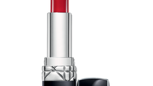 Rouge Dior Lipstick, Dior, £26. If you want a classic red lip then go for a classic brand such as Christian Dior. Rich in colour, moisturising and with a formula that smooths and reshapes the lips, this little beauty will make you look past the price tag.