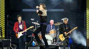 The Rolling Stones are among the artists to have signed the joint letter (Jane Barlow/PA)