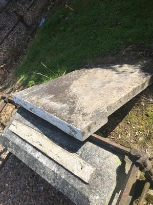 Jewish graves damaged at Belfast City Cemetery.