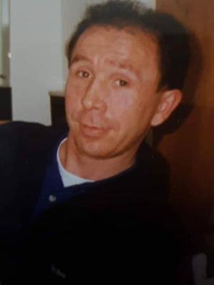 Colin Mayne was last seen on Monday