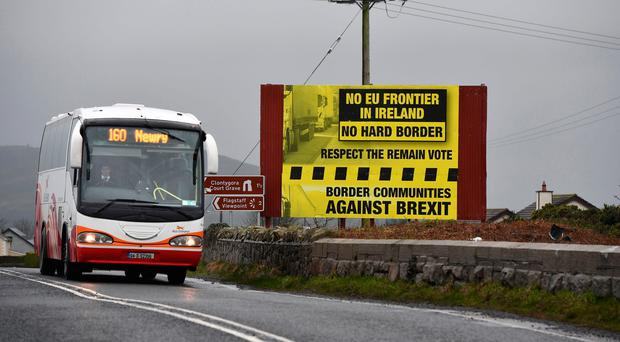 Does the border between the Republic and Northern Ireland really exist?
