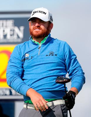 USA's JB Holmes tees off the 2nd during day two of The Open Championship 2019 at Royal Portrush Golf Club. PRESS ASSOCIATION Photo. Picture date: Friday July 19, 2019. See PA story GOLF Open. Photo credit should read: Richard Sellers/PA Wire. RESTRICTIONS: Editorial use only. No commercial use. Still image use only. The Open Championship logo and clear link to The Open website (TheOpen.com) to be included on website publishing.