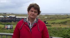 Arlene Foster said Northern Ireland's voice should be made on imposing laws from Westminster. Pic BBC