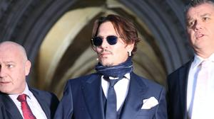 The Sun has asked the High Court to throw out Johnny Depp's libel claim against the newspaper over the actor's alleged failure to disclose text messages apparently showing him trying to buy drugs in Australia (Yui Mok/PA)