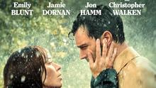 Emily Blunt and Jamie Dornan in Wild Mountain Thyme (Lionsgate/PA)