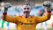 Angry: John Connolly is threatening to give up football