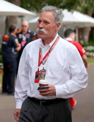 In agreement: Chase Carey
