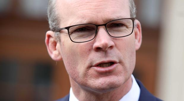 Tanaiste Simon Coveney