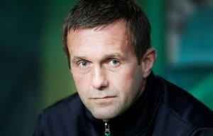 Celtic manager Ronny Deila before the third round of the Scottish Communities League Cup at Celtic Park, Glasgow. PRESS ASSOCIATION Photo. Picture date: Wednesday September 23, 2015. See PA story SOCCER Celtic. Photo credit should read: Danny Lawson/PA Wire. EDITORIAL USE ONLY