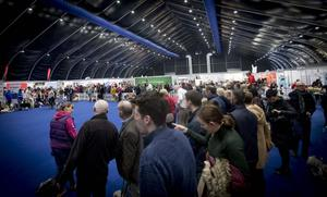 The Belfast Telegraph Pet Expo takes place at the Titanic Exhibition centre in Belfast on November 16th 2019 (Photo by Kevin Scott for Belfast Telegraph)