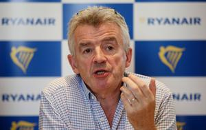 Ryanair chief executive officer Michael O'Leary has condemned the quarantine plan (Jonathan Brady/PA)