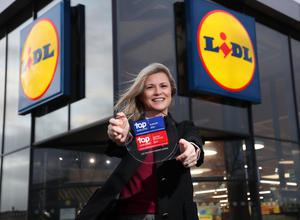 Maeve McCleane, director of human resources at Lidl Ireland and Northern Ireland