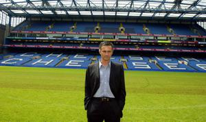File photo dated 02/06/2004 of Jose Mourinho. PRESS ASSOCIATION Photo. Issue date: Monday June 3, 2013. Chelsea have confirmed Jose Mourinho as their new manager on a four-year contract. See PA story SOCCER Chelsea. Photo credit should read: Andrew Parsons/PA Wire