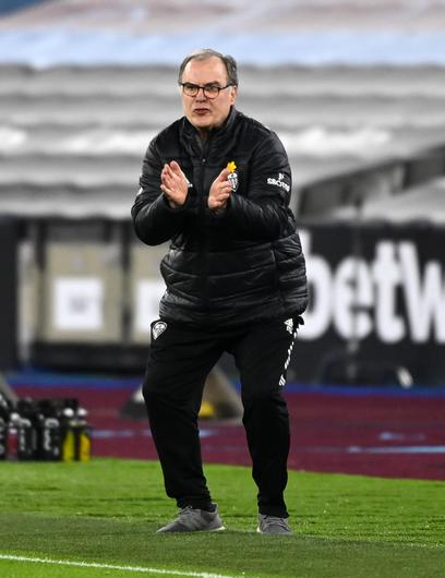 Marcelo Bielsa wants his team to defend better (Andy Rain/PA)