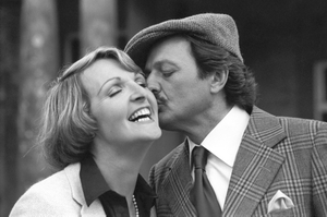 Penelope Keith and Peter Bowles