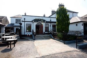 Plenty of space: Downshire Arms Hotel, Banbridge
