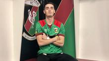 Controversy: Jay Donnelly has expressed his remorse but that may not be enough to sway Glens supporters