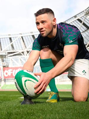 Big game player: John Cooney can make a big impact from the bench, says Brian O'Driscoll