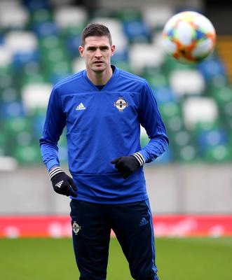 All change: Kyle Lafferty is setting off on new adventure