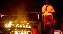 Twenty One Pilots perform at the SSE Arena in Belfast on March 2nd 2019 (Photo by Kevin Scott for Belfast Telegraph)