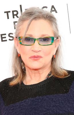 FILE - DECEMBER 27: Actress Carrie Fisher died December 27, 2016 in Los Angeles, California.  Fisher suffered a heart attack December 23 during a flight from London to Los Angeles.  She was 60.