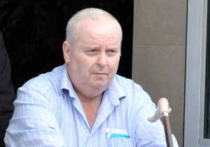Gerry Small collapsed after choking on food at Salley's Bar and Restaurant in Aughnacloy