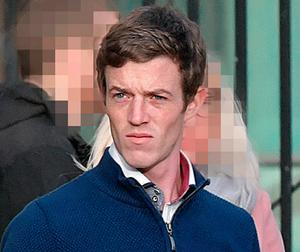 Attackers: Robert Kiernan (pictured) and Jordan Donnelly will learn their fate next month