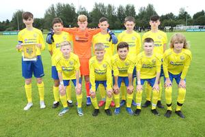 PressEye-Northern Ireland- 29th July  2019-Picture by Brian Little/PressEye Dungannon United in the Minor section of the STATSports SuperCupNI , at University, Coleraine. Picture by Brian Little/PressEye
