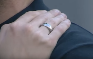 Former BBC Newsline journalist Andy West got engaged on Big Brother.