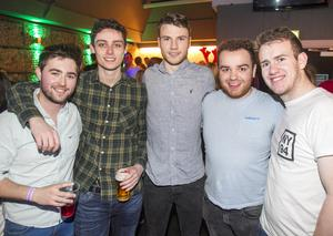 People out for Bot Wednesdays. 02 December 2015 Liam McBurney/RAZORPIX