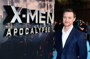 James McAvoy is an RCS graduate turned Hollywood star (Ian West/PA)
