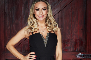 Channel 5 undated handout photo of Kristina Rihanoff, one of the contestants in this year's Celebrity Big Brother. PRESS ASSOCIATION Photo. Issue date: Tuesday January 5, 2016. See PA story SHOWBIZ Brother. Photo credit should read: Jonathan Ford/Channel 5/PA Wire  NOTE TO EDITORS: This handout photo may only be used in for editorial reporting purposes for the contemporaneous illustration of events, things or the people in the image or facts mentioned in the caption. Reuse of the picture may require further permission from the copyright holder.