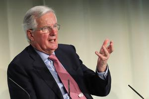 Michel Barnier has said he will work calmly and seriously to reach a deal (Niall Carson/PA)