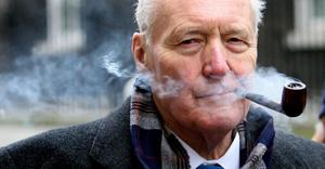 File photo dated 14/02/08 of Tony Benn. The veteran politician died at home today at the age of 88, his family said in a statement.  PRESS ASSOCIATION Photo. Issue date: Friday March 14, 2014. See PA story DEATH Benn. Photo credit should read: Lewis Whyld/PA Wire