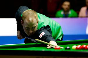 First up: Jordan Brown will take on Mark Selby