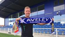 Keith Rowland now manages Aveley Football Club