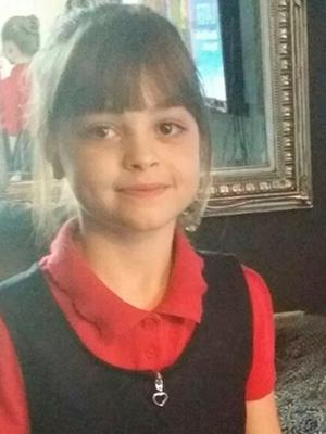 Saffie Rose Roussos, (8) was killed in the attack. Collect/PA Wire